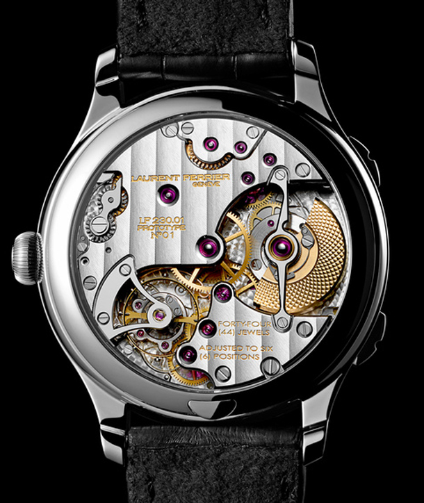 Laurent Ferrier Galet Traveller Enamel US Limited Edition-1