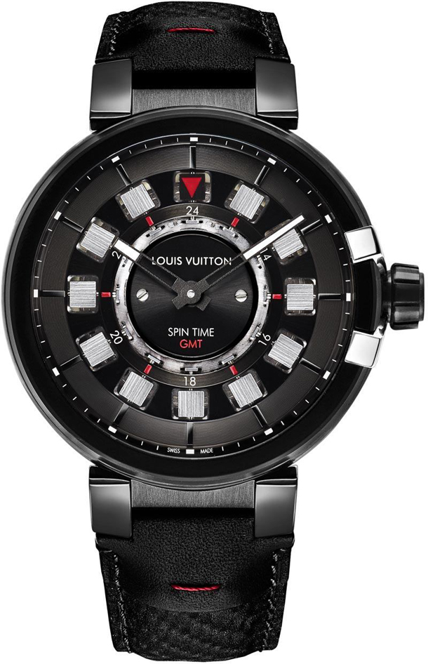 Louis-Vuitton-Tambour-eVolution-gmt-black-watches-5