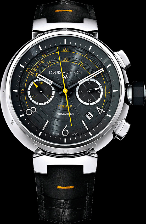 Louis Vuitton Tambour Flyback