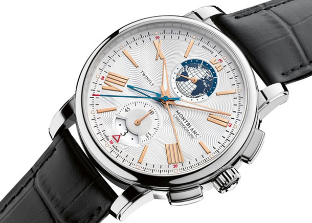 Montblanc TwinFly Chronograph 110 Years-1