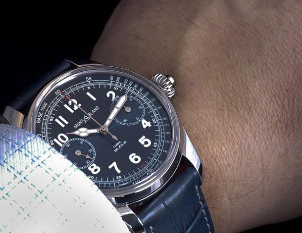 montblanc-1858-chrono-wrist