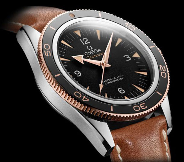 Omega-Seamaster-300-Master-Co-Axial-Chronometer-Leather-strap-3