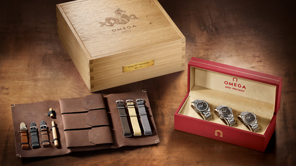 OMEGA 1957 TRILOGY LIMITED EDITIONS/Trilogy_Coffret_Ltd557_large