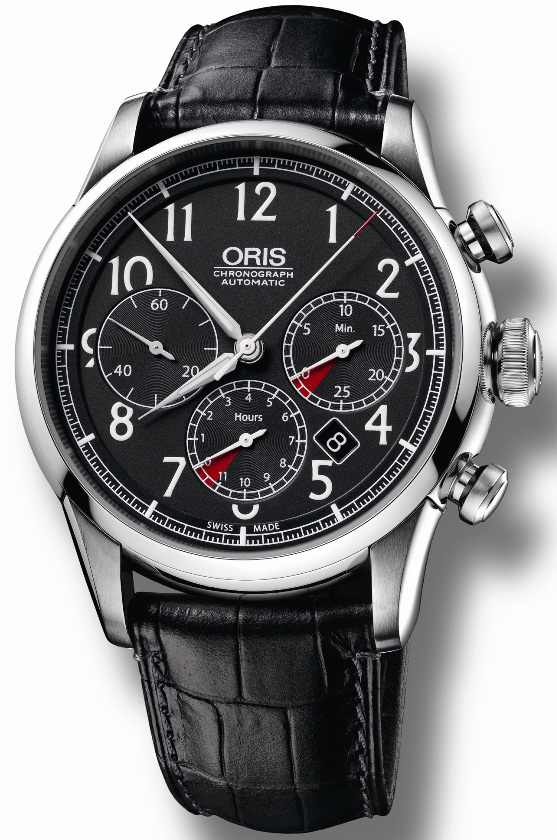 Oris RAID Chronograph Limited Edition 676 7603 4084 LS/MB