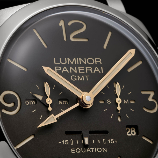 luminor-1950-equation-of-time-8-days-gmt-titanio-pam00656