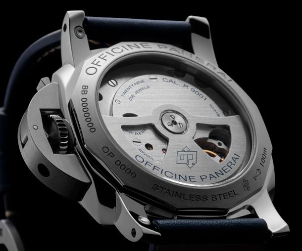 Panerai-Luminor-1950-3-Days-GMT-Automatic-PAM00688-back