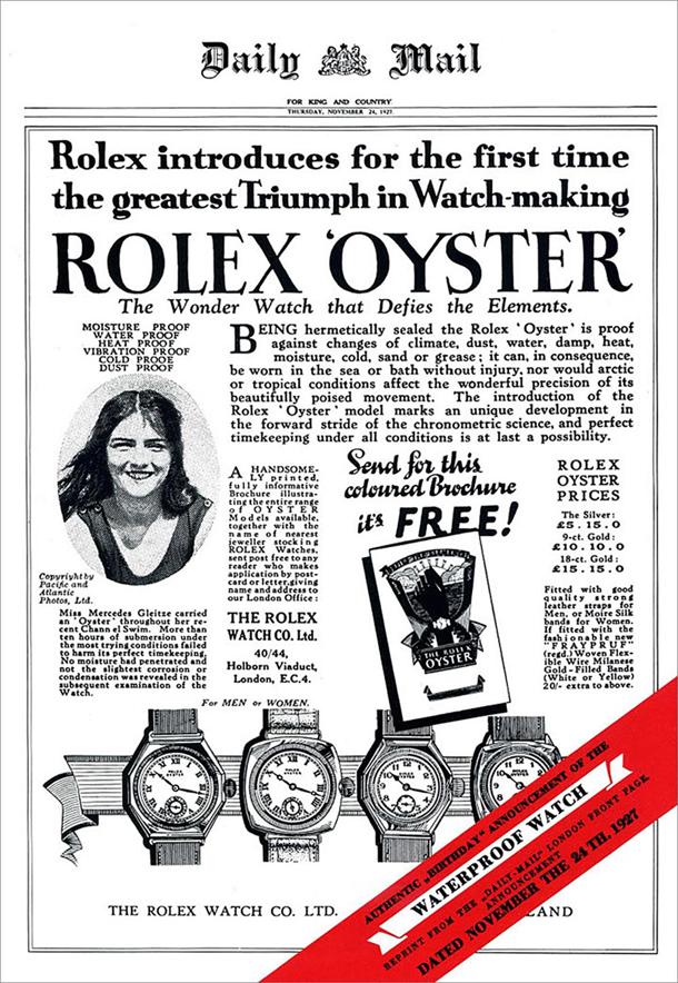 Rolex-Oyster-Advertorial-mercedes-gleitze