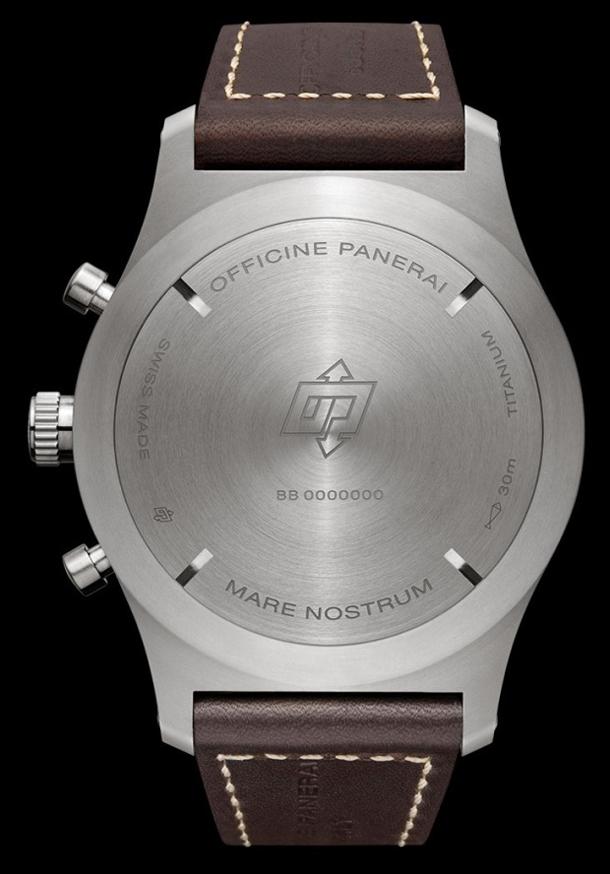 Panerai-Mare-Nostrum-Titanium-PAM-603-caseback