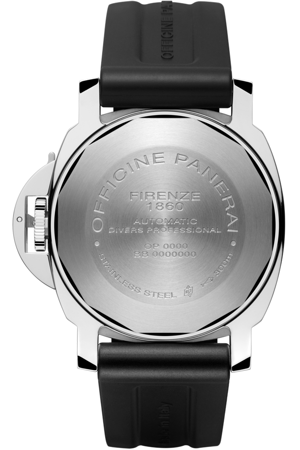 Panerai Limited Edition Luminor Submersible Acciaio PAM 00731-1