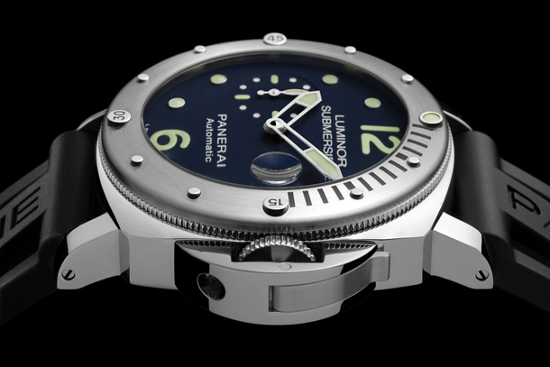 Panerai Limited Edition Luminor Submersible Acciaio PAM 00731-2