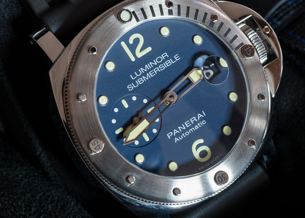 Panerai Limited Edition Luminor Submersible Acciaio PAM 00731-5