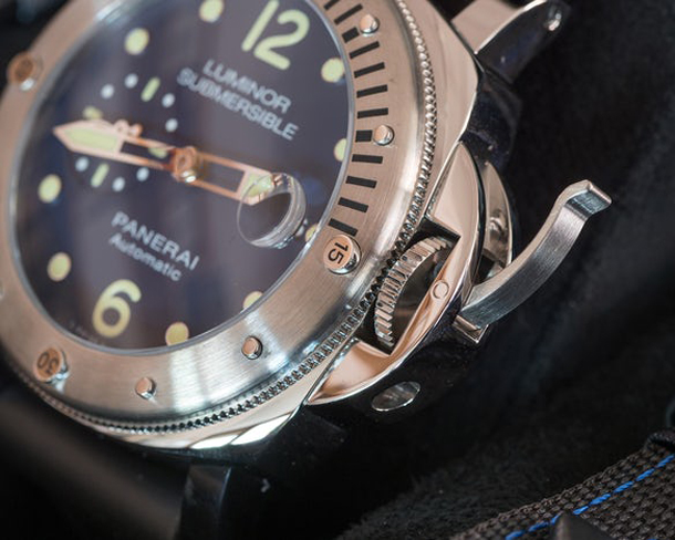 Panerai Limited Edition Luminor Submersible Acciaio PAM 00731-6