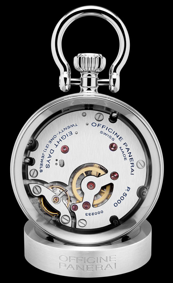 Panerai-Table-clock-Bac