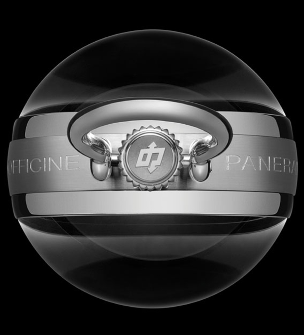 Panerai-Table-clock-top-view