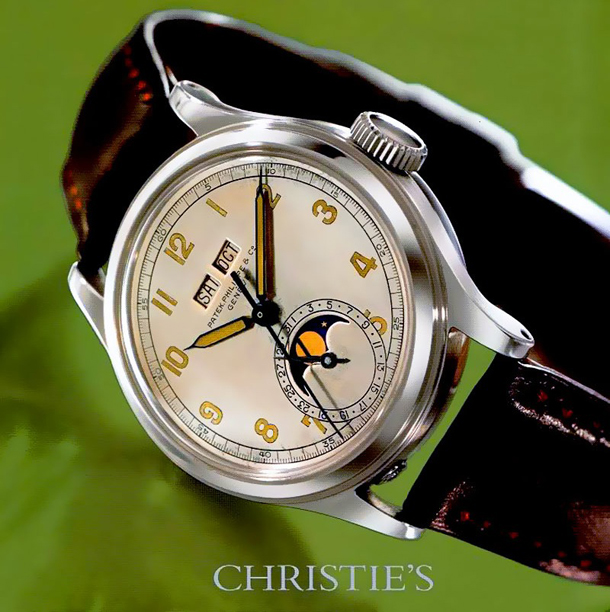 Patek-Philippe-Rare-1591-Auction-Christies-Catalog-November-12-2007