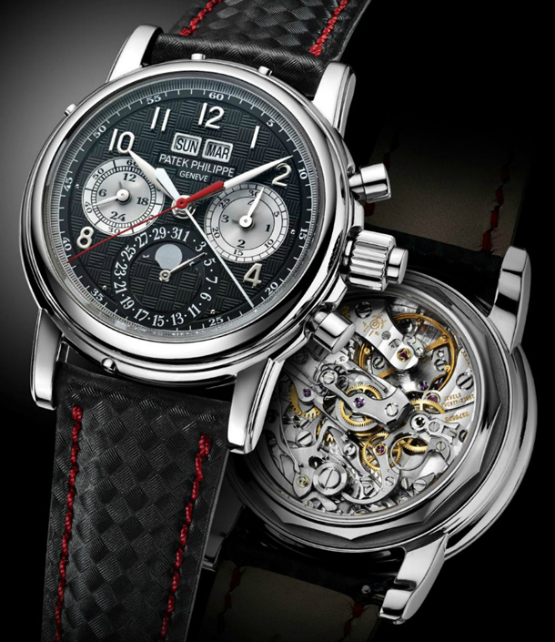 Patek-Philippe-Rare-5004T-Titanium-only-watch-auction-2013
