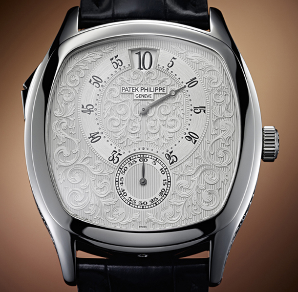 Patek Philippe Chiming Jump Hour Limited Edition Reference 5275P-1