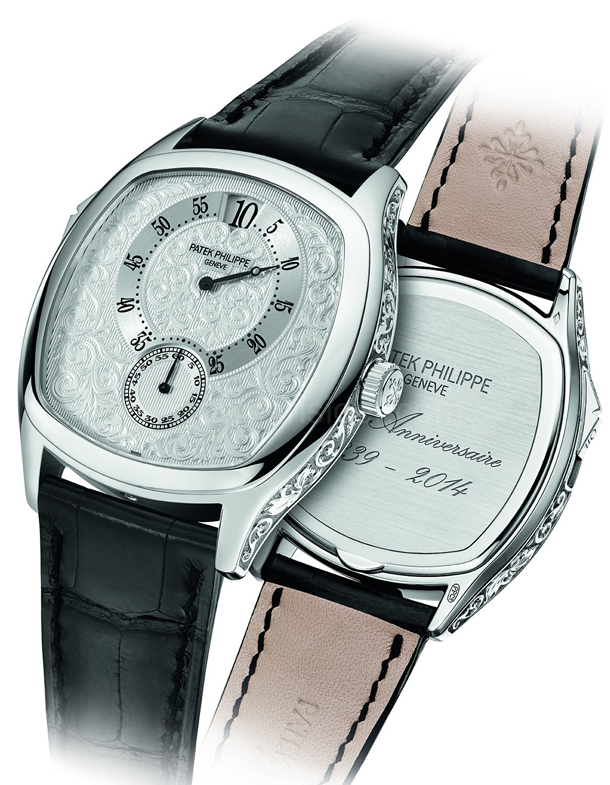 Patek Philippe Chiming Jump Hour Limited Edition Reference 5275P