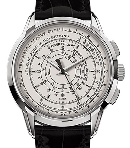 Patek Philippe Multi-Scale Chronograph -10