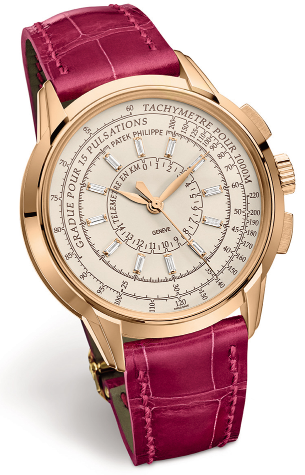 Patek Philippe Multi-Scale Chronograph -11