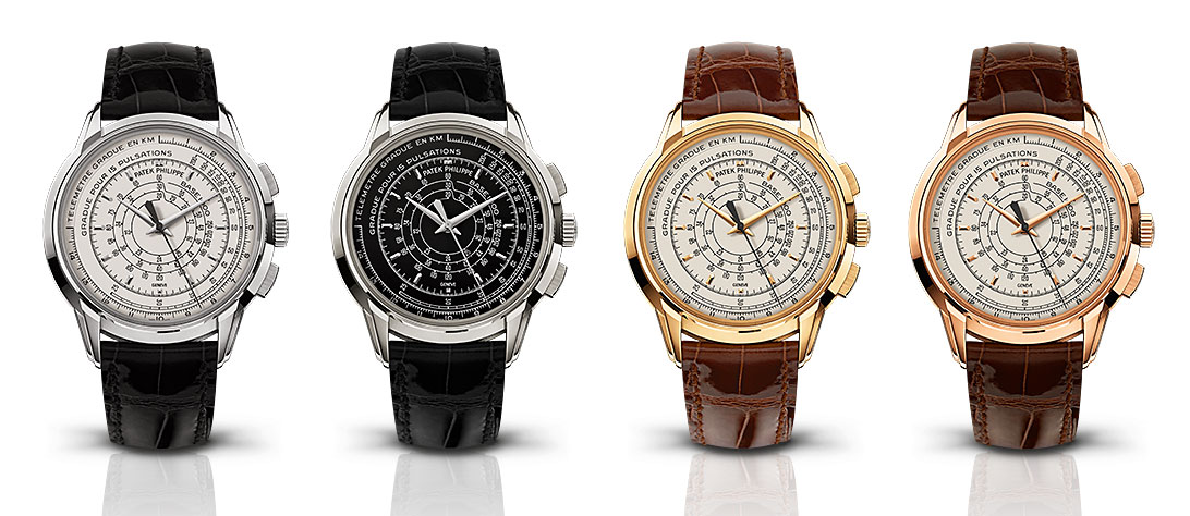 Patek Philippe Multi-Scale Chronograph -14