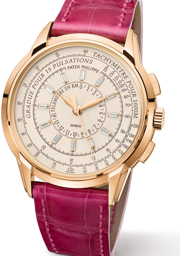Patek Philippe Multi-Scale Chronograph -15
