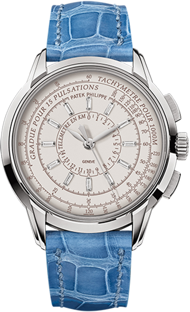 Patek Philippe Multi-Scale Chronograph -16