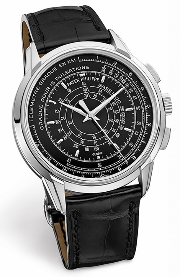 Patek Philippe Multi-Scale Chronograph -3