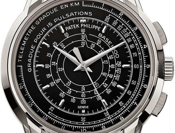 Patek Philippe Multi-Scale Chronograph -4