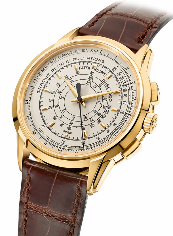 Patek Philippe Multi-Scale Chronograph -7