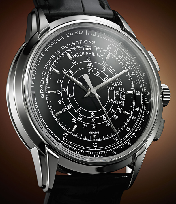 Patek Philippe Multi-Scale Chronograph -9