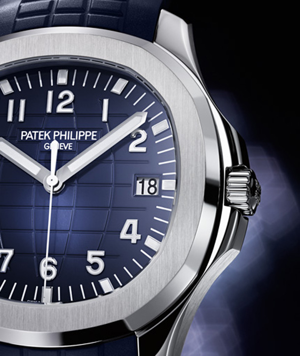 Patek-Philippe-Aquanaut-5168G-20th-anniversary-dial-detail