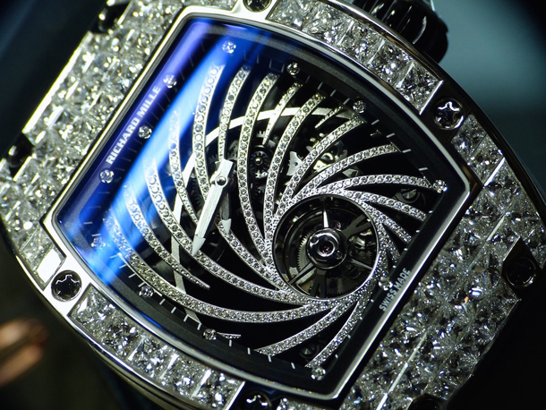 Richard Mille RM51-02 Tourbillon Diamond Twister