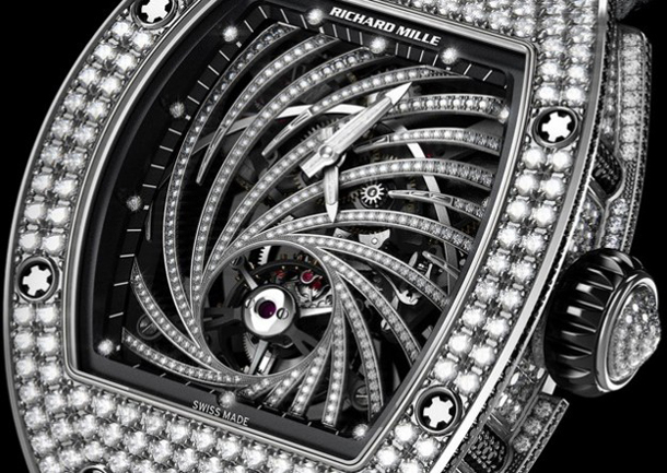 Richard Mille RM51-02 Tourbillon Diamond Twister-2