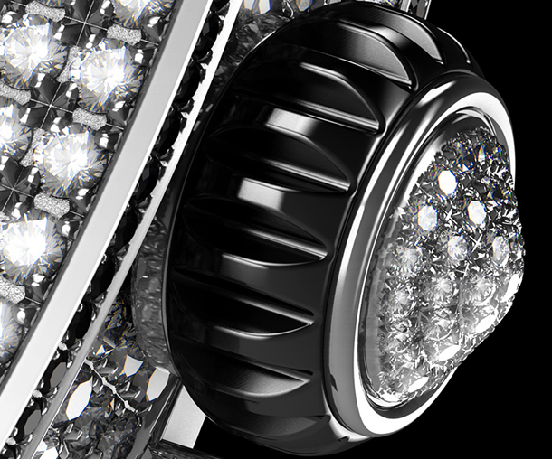 Richard Mille RM51-02 Tourbillon Diamond Twister-4