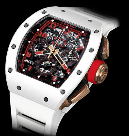 Richard-Mille-RM-011-Automatic-Flyback-Chronograph-White-Demon