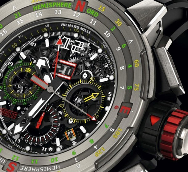 Richard-Mille-RM-60-01-Regatta-Flyback-Chronograph-Dial-Detail