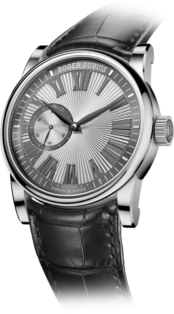 Hommage-Automatic-in-white-gold