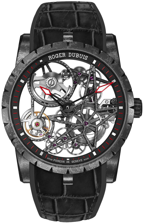 Roger-Dubuis-Excalibur-Automatic-Skeleton-Carbon
