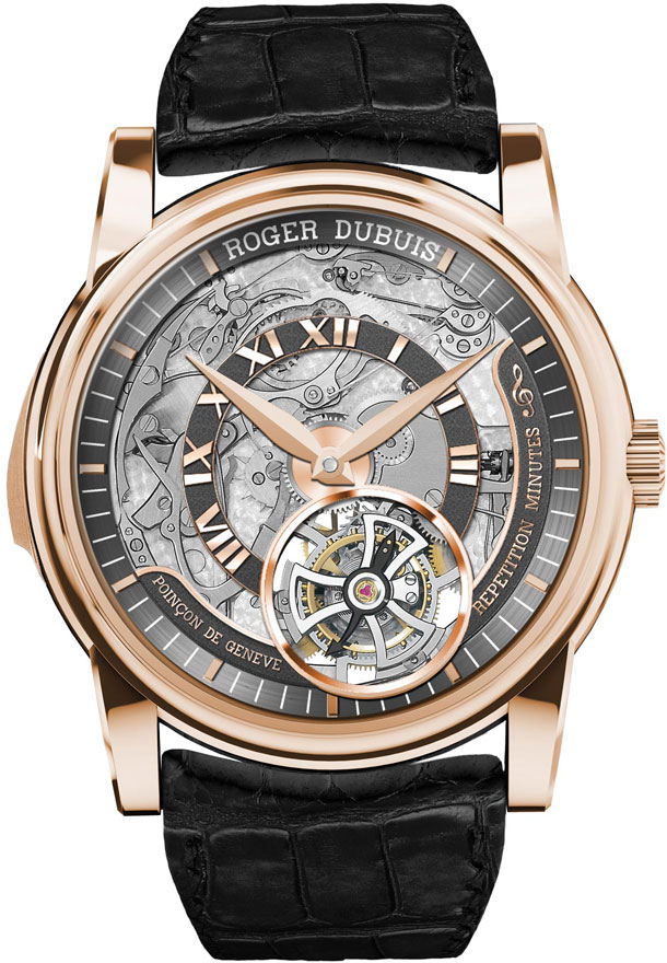 Hommage Minute Repeater