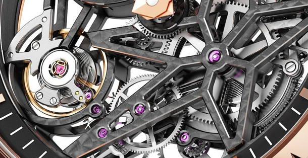 Roger Dubuis Excalibur Automatic Skeleton-4
