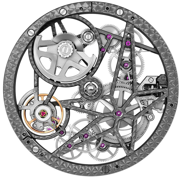 Roger Dubuis Excalibur Automatic Skeleton-6