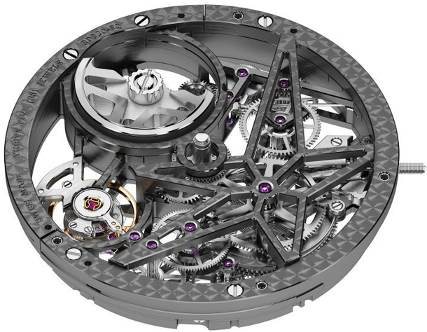 Roger Dubuis Excalibur Automatic Skeleton-7
