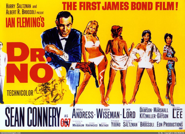 Dr-No-Bond