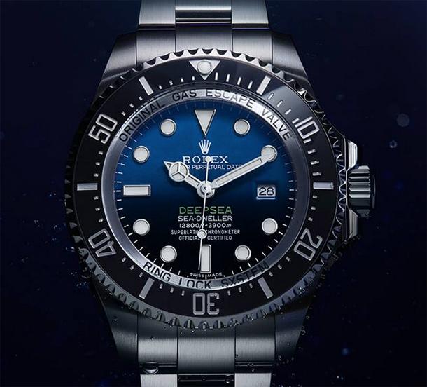 Rolex-Deepsea-Sea-Dweller-D-blue-Dial