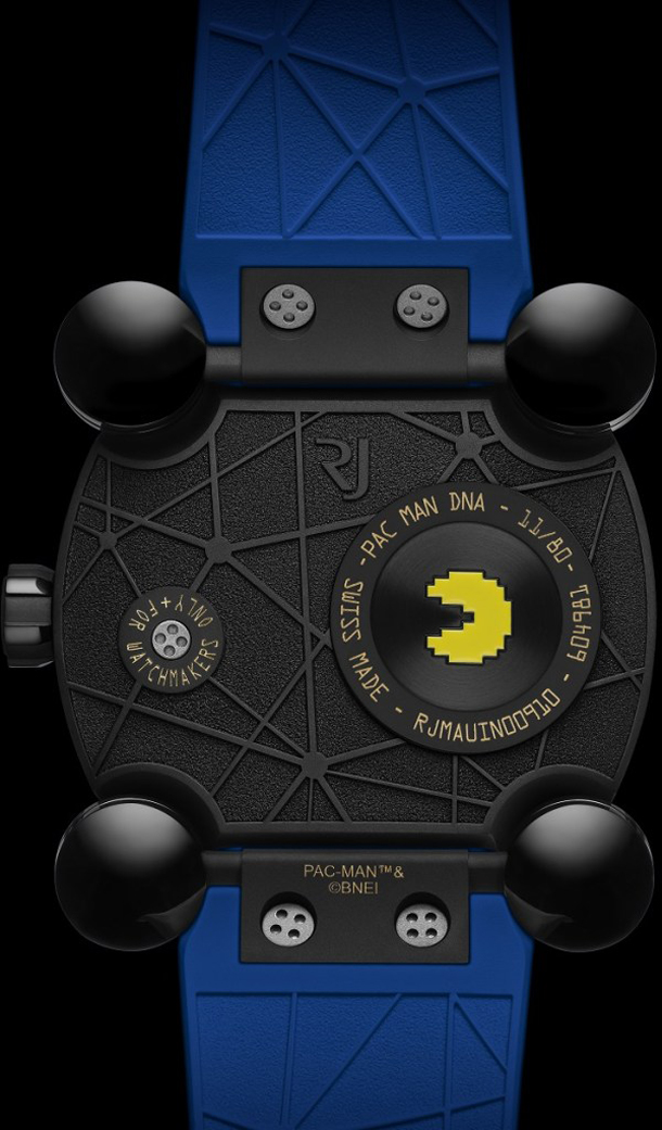 Romain Jerome-RJ-Pac-Man-Level-III-Watch