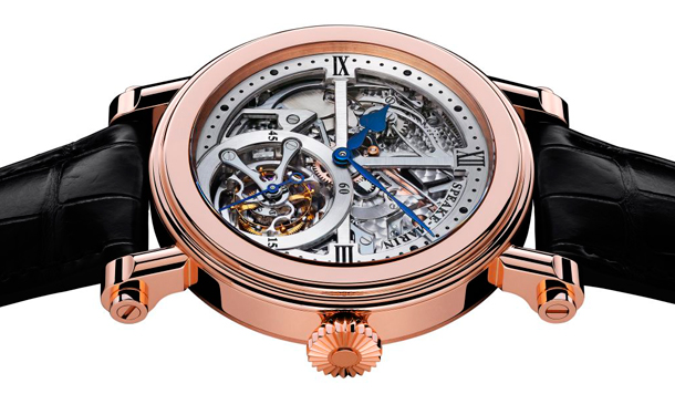 RenaissanceTourbillon Minute Repeater by Speake-Marin
