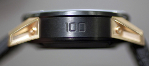 TAG Heuer Carrera Mikrograph Avant Garde 1/100TH Second CAR5A50.FC6319