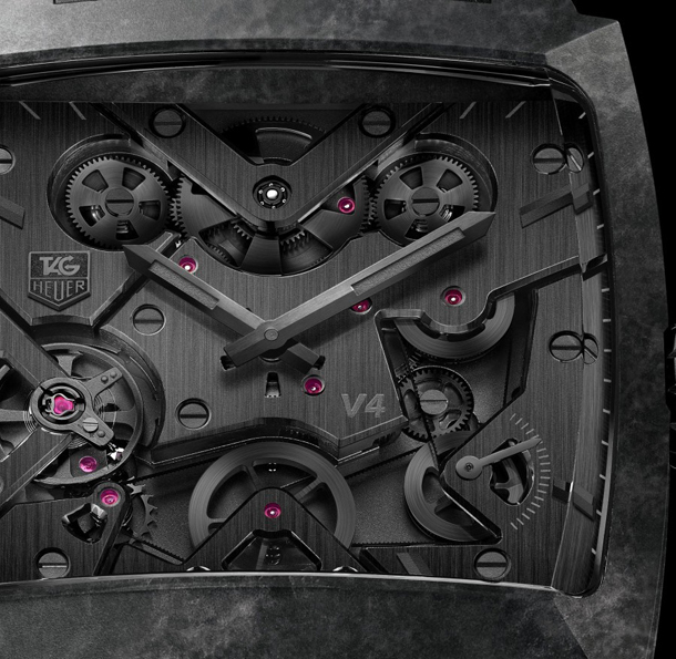 TAG-Heuer-Monaco-V4-Phantom-Carbon-Fiber-detail