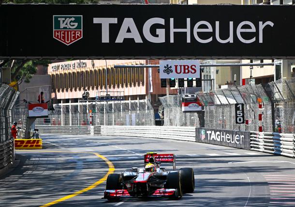 McLaren-Monaco